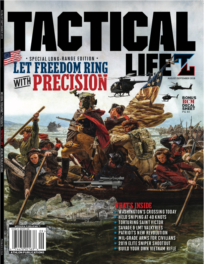 Tactical Life Cover
