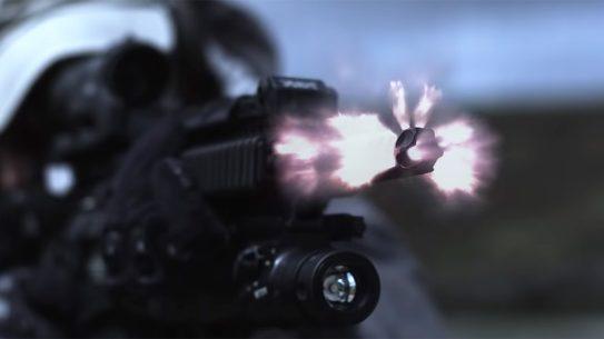 LANTAC Dragon muzzle brake, blast, rifle