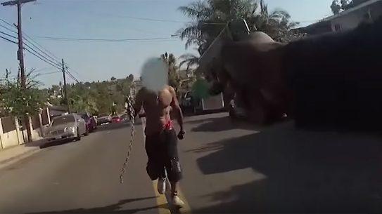 Vaughn Denham shooting, San Diego Police, body cam