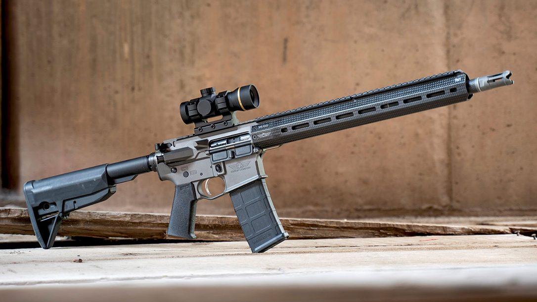 South Carolina LE Division selects Christensen Arms CA-15 G2