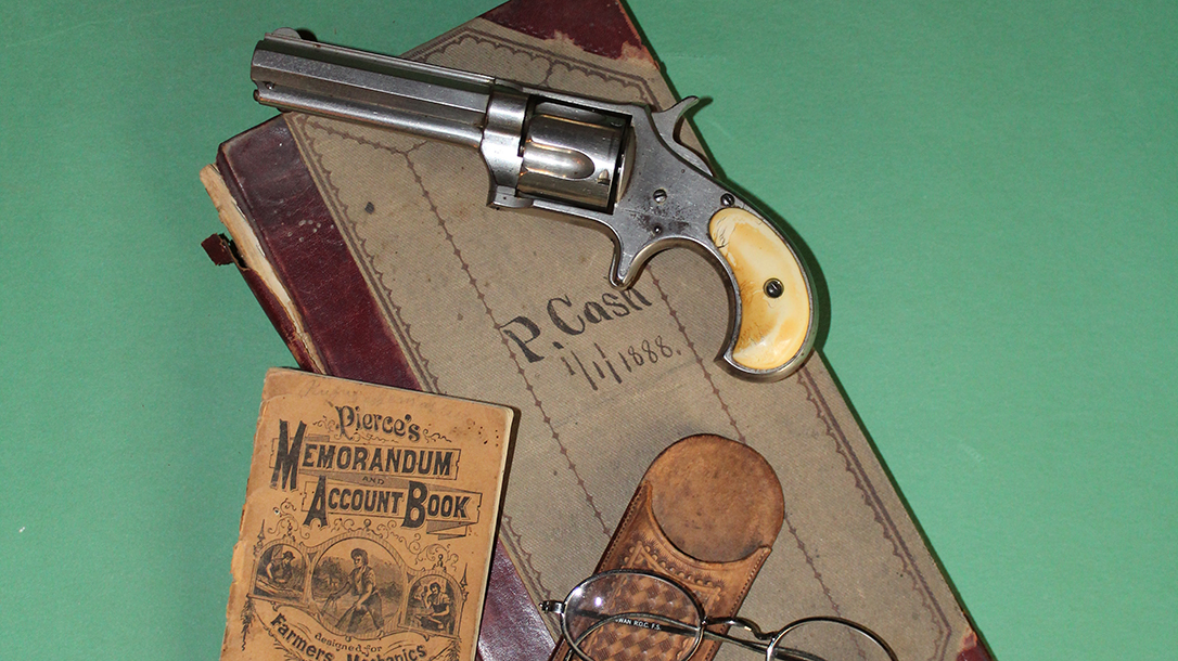 A common behind the counter old west gun, the Remington-Smoot New Model No. 3.
