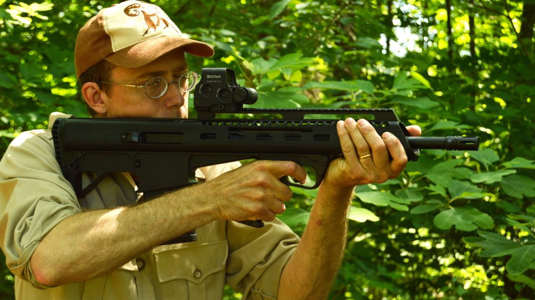 K&M Arms M17S308 delivers short, compact package