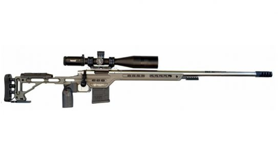 MasterPiece Arms Precision Match Rifle comes competition ready