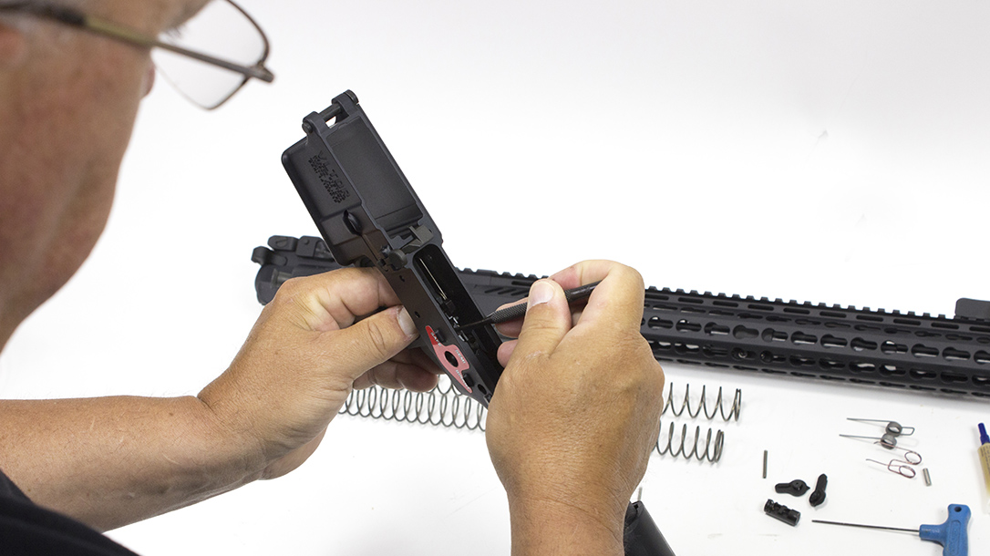 BFSIII Franklin Armory Binary Trigger System Installation meant for those that know trigger groups.