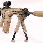 The NGSW light machine gun is chambered in 6.8mm.