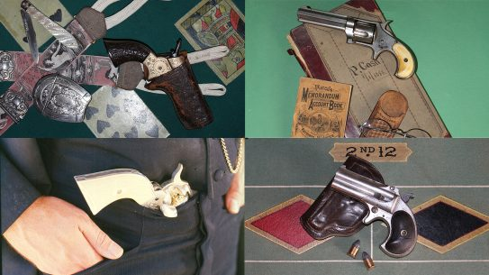 Old West Guns used for concealed carry.