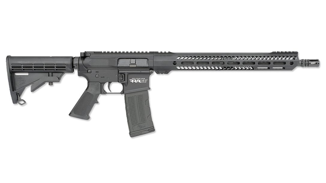 Rock River RRAGE 3G priced as entry-level 3-gun model.