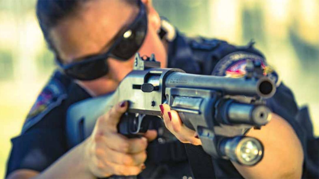 Federal Premium Ammunition LAPD Contract, buckshot