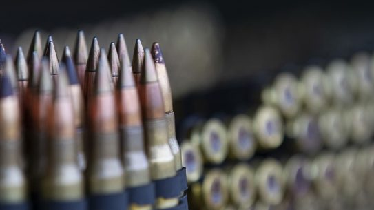 Winchester will now run Lake City Ammunition plant.