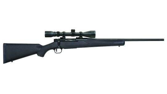 Mossberg adds 350 Legend to two Patriot rifles.