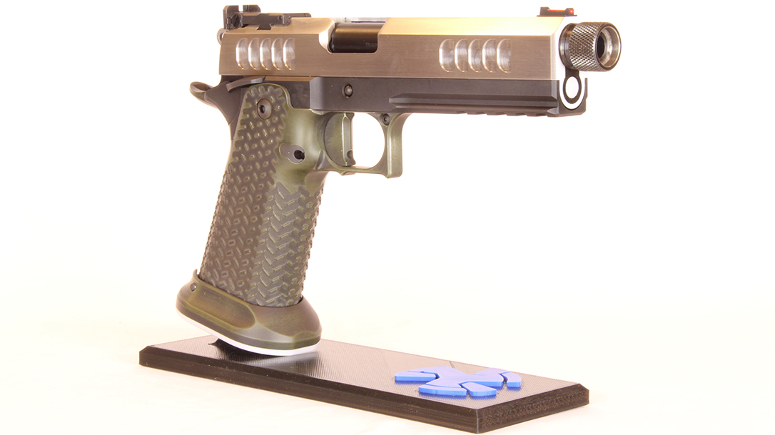 Cobalt Kinetics announced the end of civilian rifle sales and the beginning of 1911 production.
