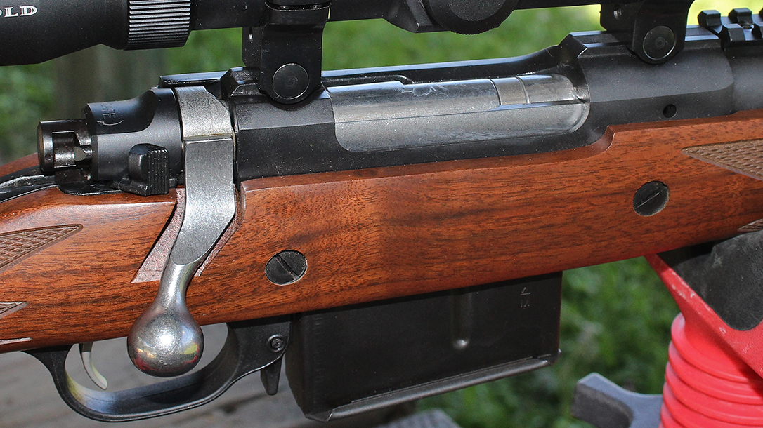 With a detachable magazine, Ruger's Scout Rifle delivers.