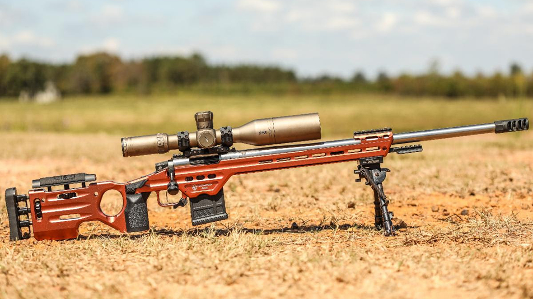 The MPA Matrix Chassis delivers tremendous versatility for shooters.