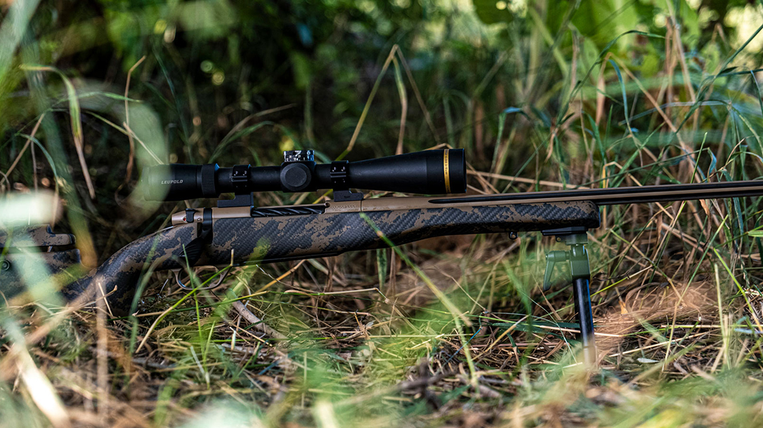 The Weatherby Mark V Accumark Elite impressed during testing at extended ranges.