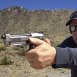 Shooting the 92X Performance proved accurate and super fast.