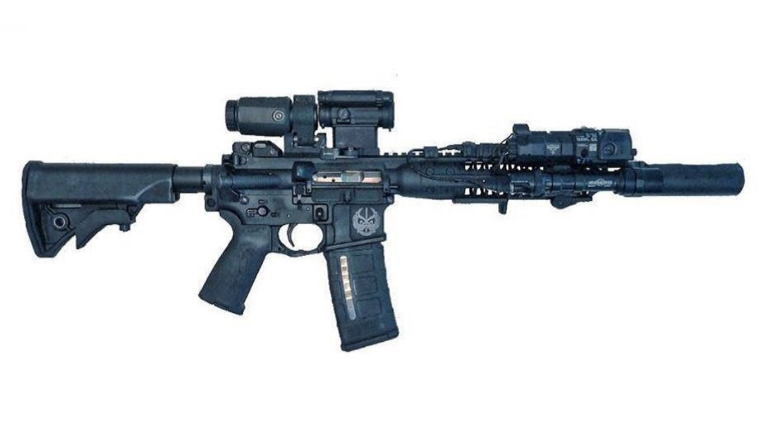 Dallas SWAT chooses a rifle package from LWRCI.