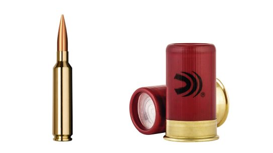 SAMMI recently accepted Federal Shorty Shotshells and Nosler 6.5-284 Norma ammo.