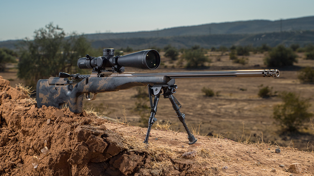 The Mark V Accumark Elite brings features and components from competition platforms.