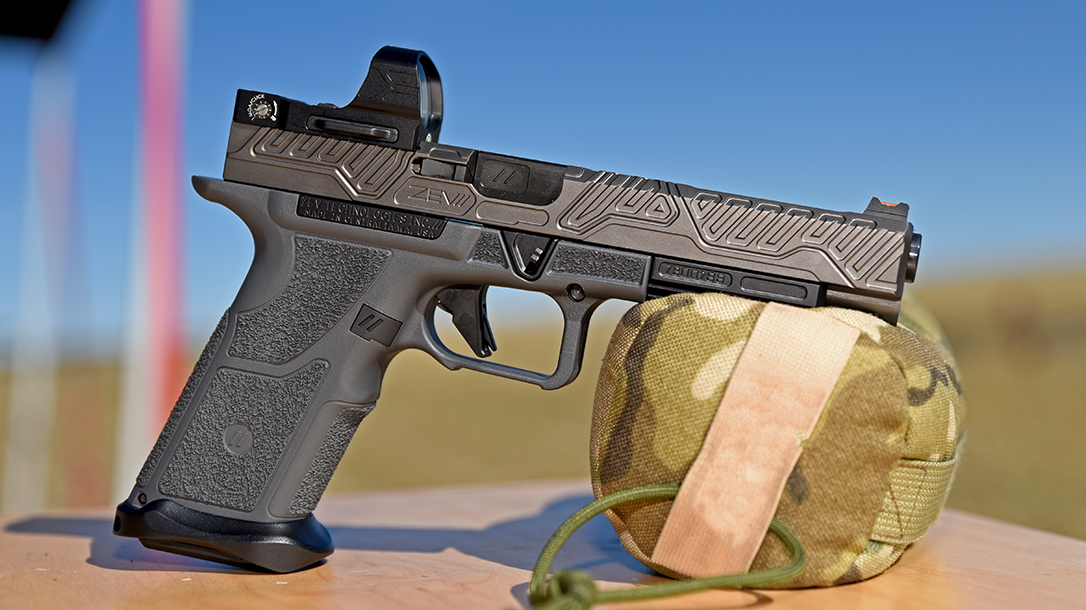 ZEV OZ9 Competition, Not simply a Glock knockoff, the OZ9 is built to compete.