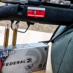 The .350 Legend brings serious performance to previously shotgun only states.