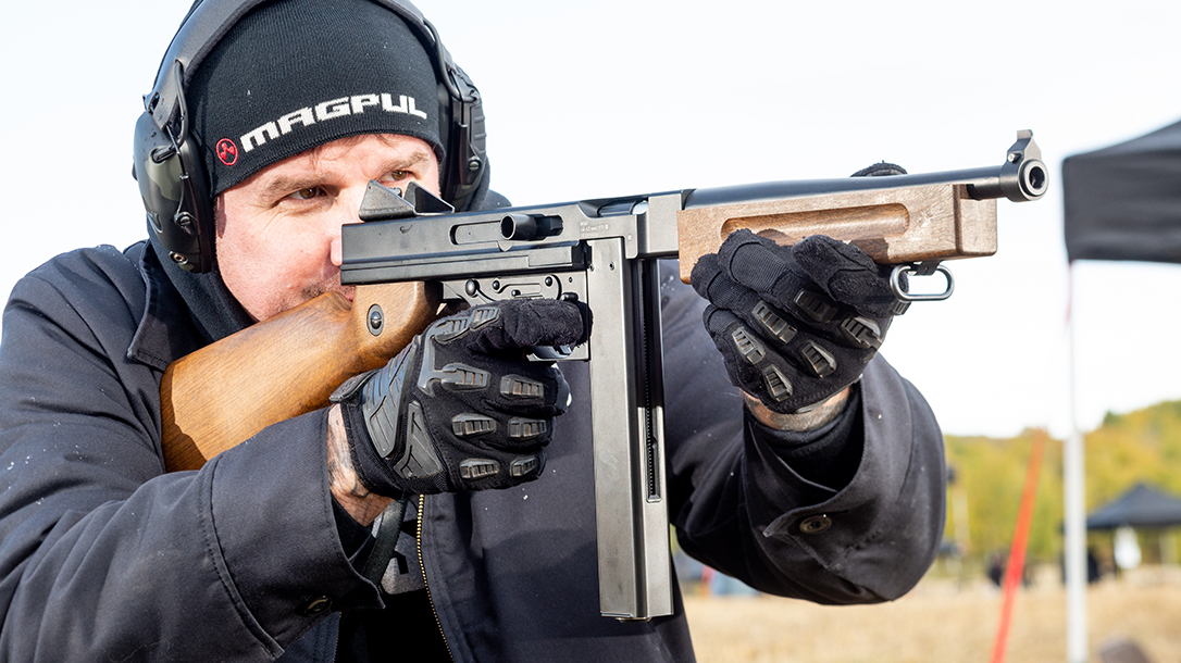 Full-auto fun without the price or tax stamp.