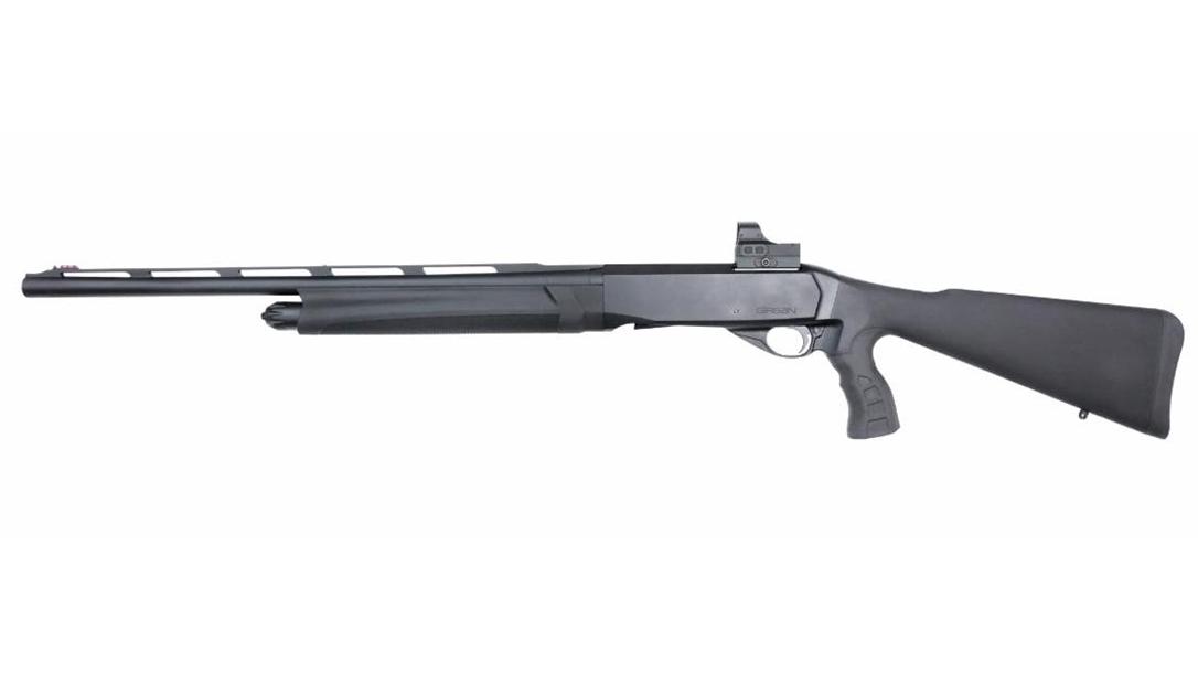 EAA MC312 Sport shotgun left side view.