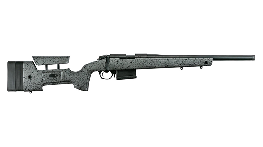 The new B-14R serves as a competition gun or rimfire trainer.