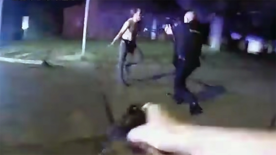 Joplin Police shot and killed a suspect that defeated a Taser and attacked.
