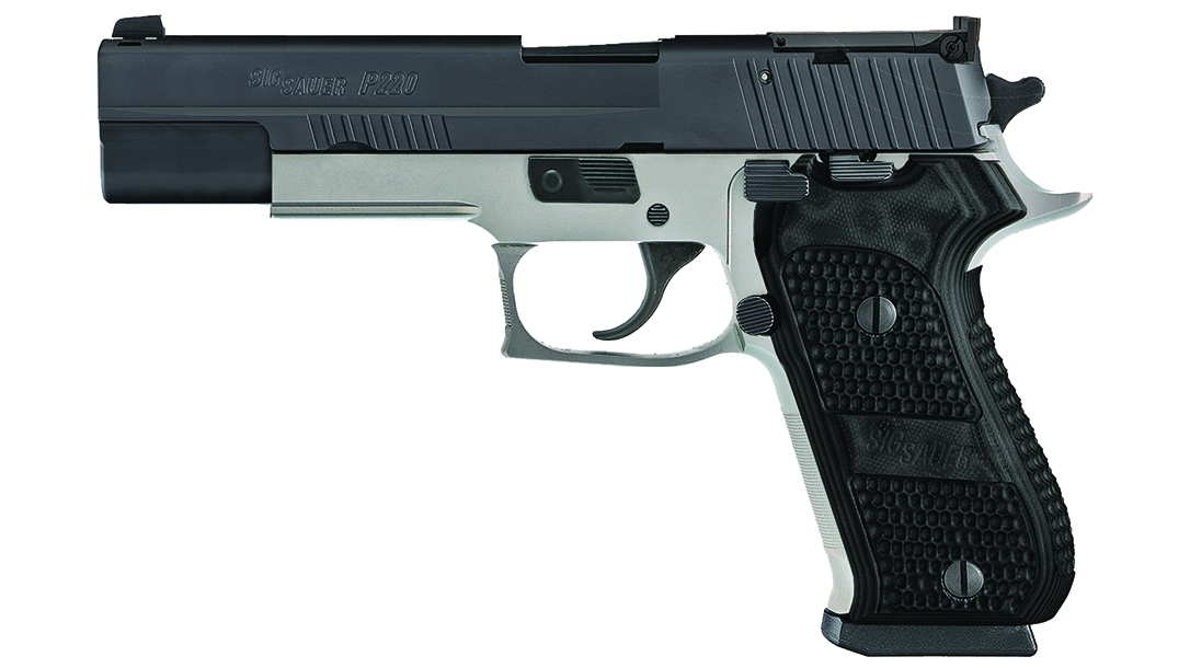 SIG brought back the 10mm in the new P220 from Lipsey's.