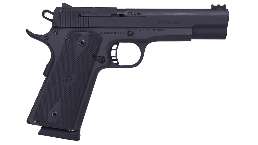 The Rock Island Armory XT-22 becomes an instant classic in .22 Magnum.