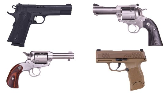 Lipsey's guns, The Lipsey's Limited 10 provides unique pistols you can't get anywhere else.