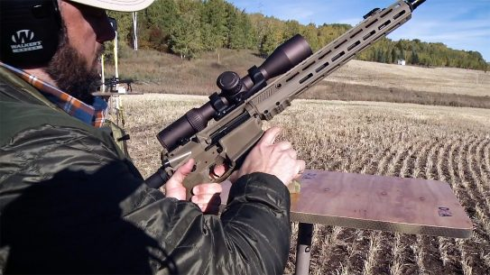 The updated Remington R10 rifle is built for military demand.