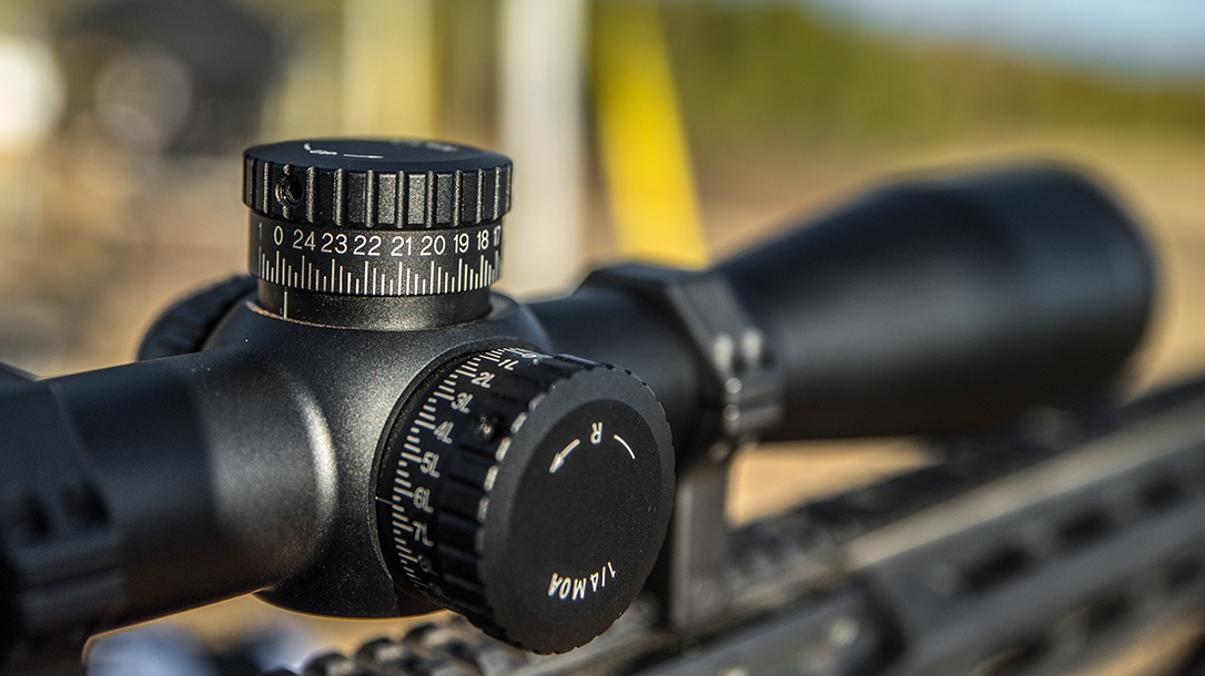 Quarter-click adjustments and upgraded features highlight the new Riton X7 Conquer series.