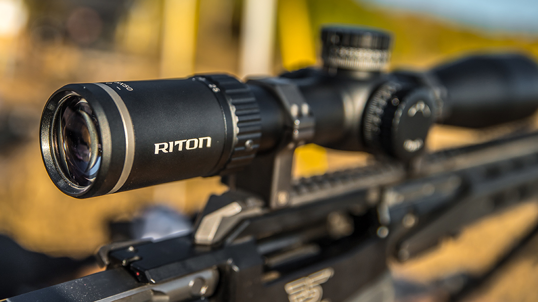 All X7 Conquer scopes feature a first focal plane.