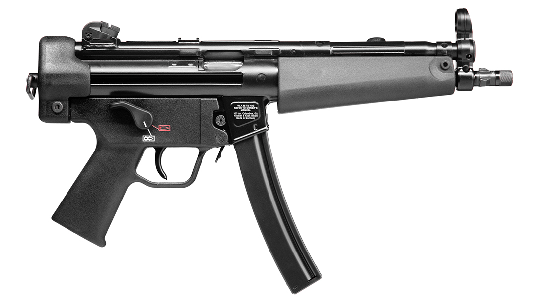 Heckler & Koch SP5, Heckler & Koch MP5, civilian variant, right