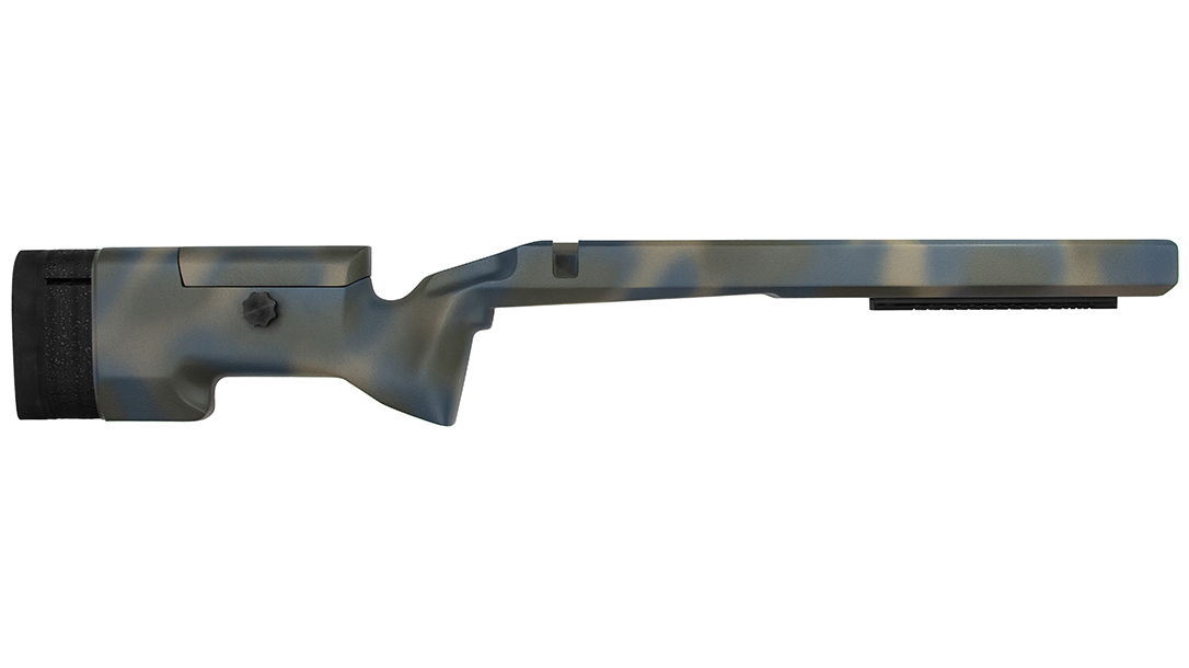 The adjustable McMilan Z-1 gives custom-type fit to Remington 700 actions.