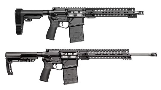 The POF Rogue rifles and pistols continue the remarkable legacy of the Revolution series.