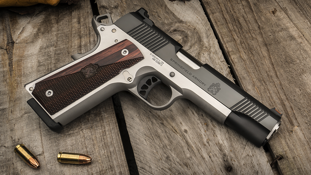 The Ronin Operator comes in both 9mm or .45 ACP.
