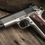 The Ronin Operator comes in both 9mm and .45 ACP.
