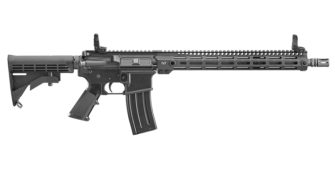 The 16-inch SRP G2 delivers a more full patrol rifle.