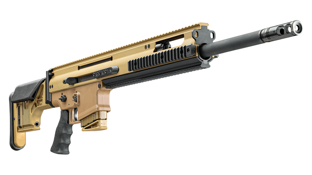 Previously released in 7.62, the 20S now comes in the popular 6.5 Creedmoor.