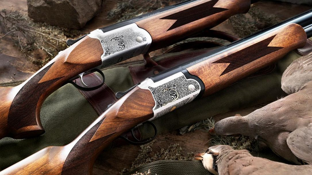 The new TriStar Trinity series comes in several gauges and barrel lengths.