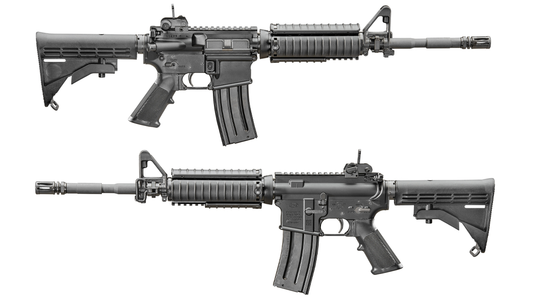FN won a $119 million award to produce M4 Carbines for the military.