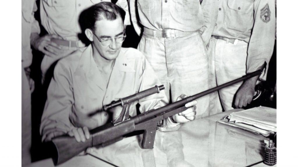 Failed Army guns include the M45A, a .30-caliber bullpup design.