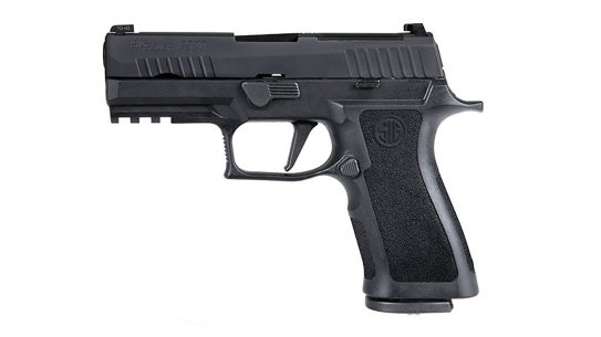 With modular design able to fit a wide range of officers sizes, the Nevada Highway Patrol selected the versatile SIG Sauer P320 as its next service pistol.