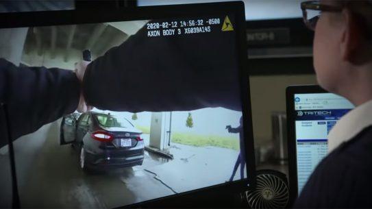Axon Body 3 live stream, Axon Body 3 body camera