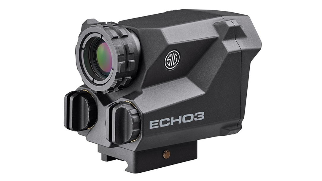 With the ability to capture images and video, in eight different color palettes, the SIG ECHO3 Thermal Reflex Sight emerges as a serious force multiplier.