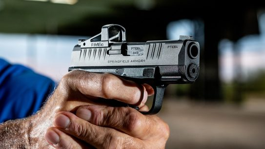 The Springfield Armory Hellcat earned the National Tactical Officers Association's highest ranking.