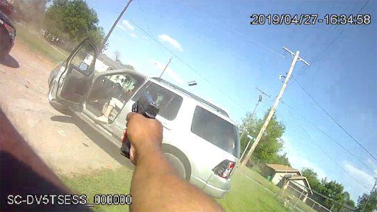 Viridian Gun Cam, Walter Orellana shooting, Viridian Weapon-Mounted Camera, Vernon Police Shootout, Texas Police Corporal T.J. Session