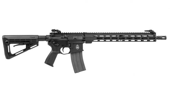 The Vermont State Police chose the SIG M400 as its next patrol rifle for troopers.